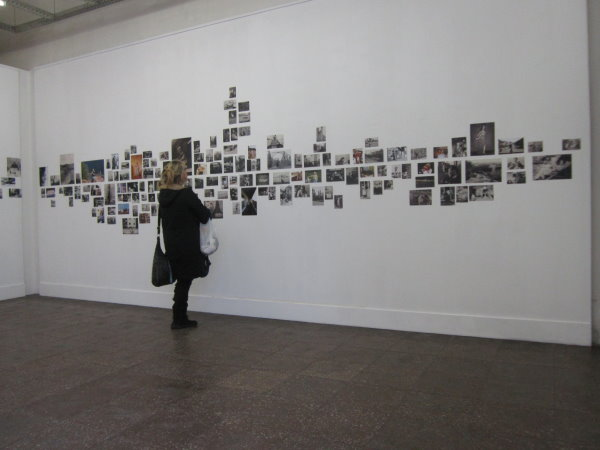 Beeindruckende Ausstellung (c) Foto von Susanne Haun