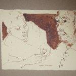 7 Wenn du mein Sohn wärst (c) Zeichnung von Susanne Haun