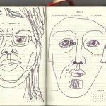 Mein Kalender 2. Woche (c) Zeichnung von Susanne Haun