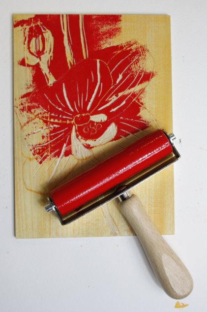 Das Rot ist wundervoll (c) Foto von Susanne Haun