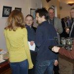 Impressionen zur Vernissage Weiss (c) Foto von Susanne Haun