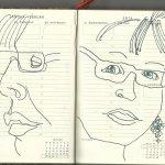 5. Woche (c) Selbstbildniss Susanne Haun