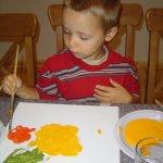 Foto vom Kinderkurs am 11.9.06