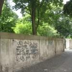 Der Friedhof in der Turiner Str (c) Foto von susanne Haun