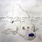 Noch ein Fisch (c) Zeichnung von Susanne Haun
