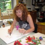 Konzentriertes Arbeiten (c) Foto von Cordula