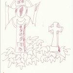 Und Schluss (c) Zeichnung von Susanne Haun