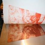 Rot drucken (c) Foto von Susanne Haun