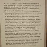 Projektbeschreibung Ausstellung Albrecht Dürer - 500 Jahre Meiserstiche
