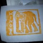 Ein anderer Elefant von W.M. (c) Foto von Susanne Haun