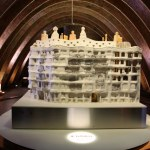 Model der Casa Millar von Gaudi (c) Foto von Susanne Haun