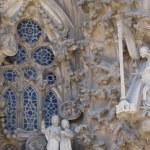 Singender Engel - Geburtsfassade Sagrada Familia (c) Foto von Susanne Haun