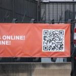 QR Code für Eintrittskarten (c) Foto von Susanne Haun