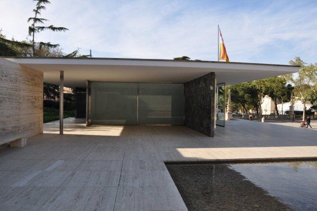 Barcelona Pavillon (c) Foto von M.Fanke