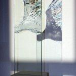Storchenflug - 15 x 15 x 80 cm (c) Objekt von Susanne Haun