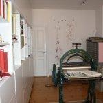 Atelierraum (c) Foto von Susanne Haun