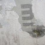 Die Wände sind wie abstrakte Bilder (c) Foto von Susanne Haun