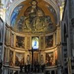 Apsis im Duome Santa Maria Assunta in Pisa (c) Foto von M.Fanke