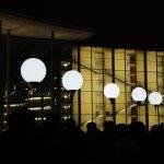 Ballon - Mauer - 25 Jahre Mauerfall 2014 (c) Foto von Michael Fanke