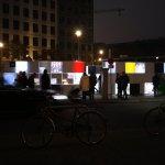 Friedrichstrasse - Ballon - Mauer - 25 Jahre Mauerfall 2014 (c) Foto von Susanne Haun