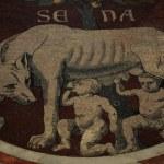 Bodenmosaik Dom von Siena (c) Foto von Susanne Haun
