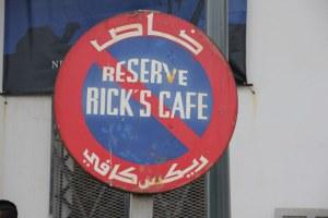 Casablanca Rick's Cafe (c) Foto von Susanne Haun