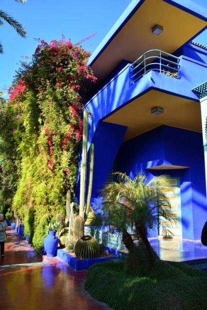 Jardin Majorelle - Marrakesch (c) Foto von M.Fanke