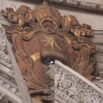 Loch in der Decke durch den Meridian in Santa Maria degli Angeli bestimmt wird (c) Foto von Susanne Haun