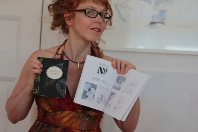 Ich und die Dialoge  (c) Foto von Susanne Haun