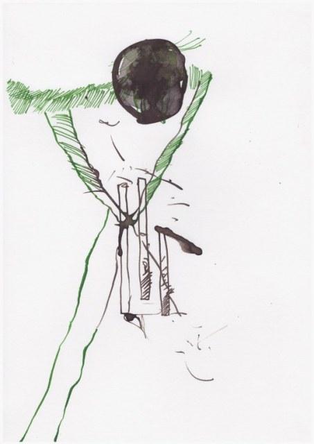 sammenzu 28.7.2015 (c) Zeichnung von J.Küster und Susanne Haun