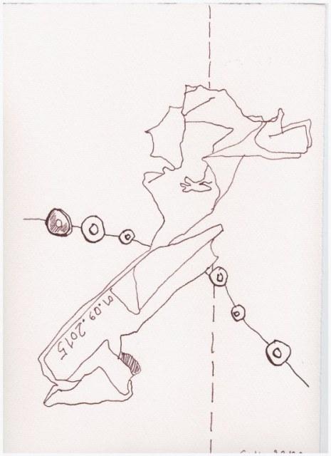 #25.1 Null - Prognose (c) Zeichnung von Susanne Haun