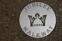 London Julilee Walkway (c) Foto von Susanne Haun