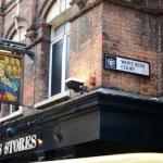 Zwischen Petticoat und Brick Lane (c) Foto von M. Fanke