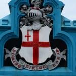 Wappen der Tower Bridge von London (c) Foto von M.Fanke