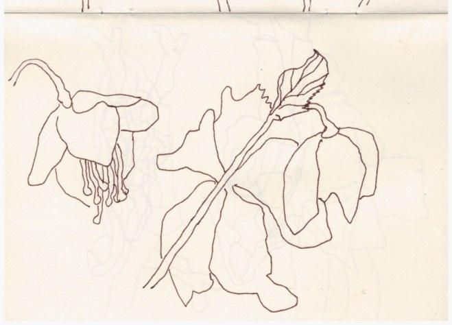 1. Skizzenbuch London (c) Zeichnung von Susanne Haun (3)