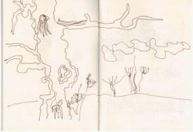 1. Skizzenbuch London (c) Zeichnung von Susanne Haun (7)