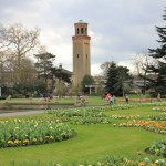 Victoria Gate in Kew Garden (c) Foto von Susanne Haun