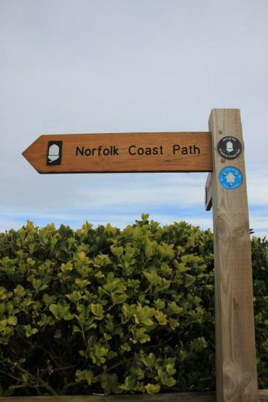 15 Norfolk Cost Path (c) Foto von Susanne Haun