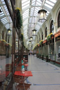 Royal Arcade Norwich (c) Foto von Susanne Haun