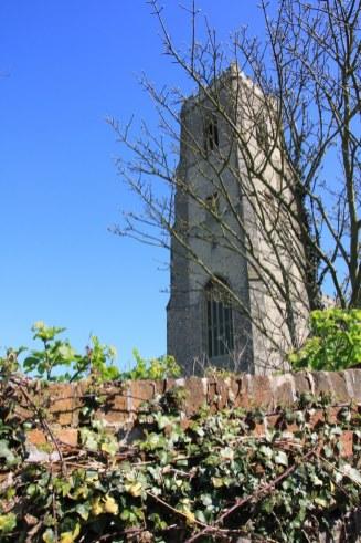 Happisburgh St. Marys Church (c) Foto von Susanne Haun