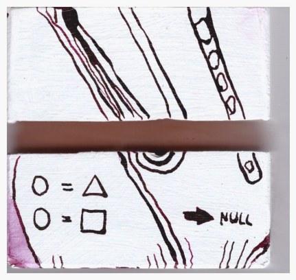 #68 Detail Nulltunnel (c) Objekt von Susanne Haun