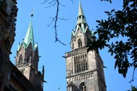 Türme der Lorenzkirche (c) Foto von M.Fanke