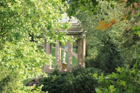 20 Venustempel - Wörlitzer Gartenreich (c) Foto von Susanne Haun