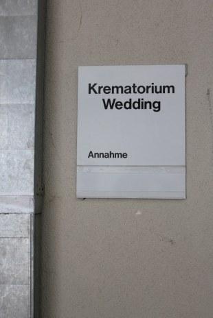 20a Ehemaliges Krematorium Wedding - silent green Kulturquartier unterirdische Parentationshalle (c) Foto von Susanne Haun