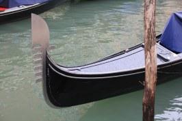 7 Überall kann der Besucher Gondeln in Venedig mieten (c) Foto von Susanne Haun