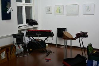 Impressionen von der Ausstellung Querbrüche (c) Foto von M.Fanke