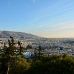 Athen vom Lykabettus (c) Foto von M.Fanke