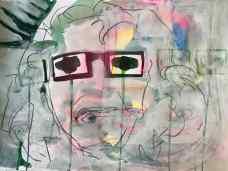 Bearbeitung Jürgen von Heike von Selbstportrait Susanne