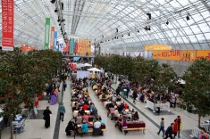 Leipziger Buchmesse 2019 (c) Foto von M.Fanke