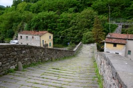 Toskana, Bagni di Lucca (c) Foto von M.Fanke